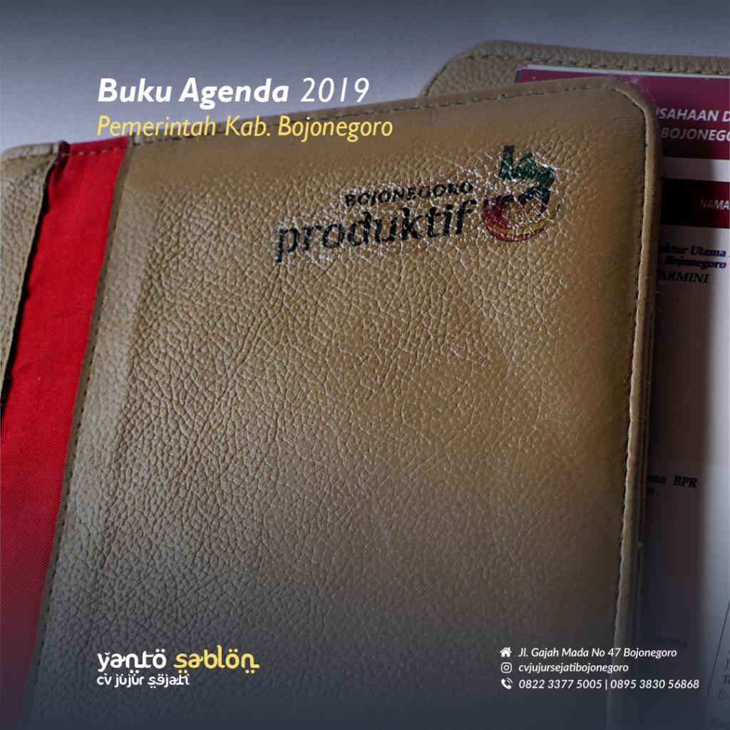 Buat Buku Agenda Bojonegoro
