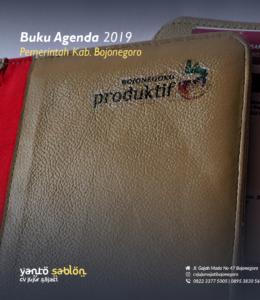 Pembuatan Buku Agenda