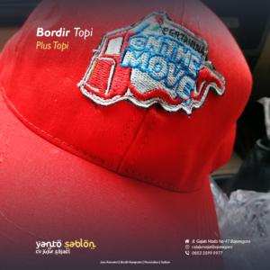 Konveksi dan Bordir Topi Bojonegoro