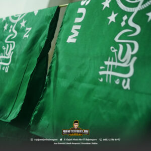 Bendera Custom Bojonegoro